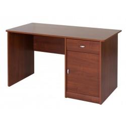 Dover 40 biurko 140 cm jednodrzwiowe z szufladą