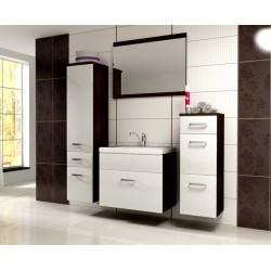 EVO Zestaw mebli łazienkowych Biały połysk