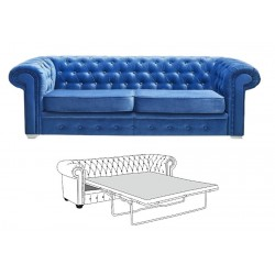SOFA CHESTERFIELD 3-OSOBOWA SLEEP