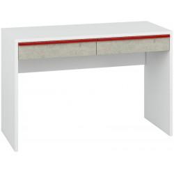 TRAFFIC 09 biurko 120 cm z szufladami