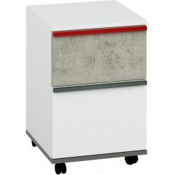 TRAFFIC 10 kontenerek 39 cm z szufladą