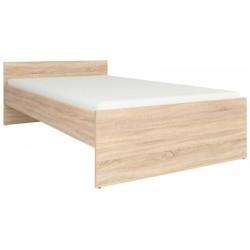 Nepo Plus LOZ/120-DSO łóżko