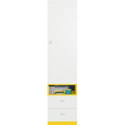 Mobi MO3 szafa bieliźniarka żółty