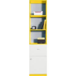 Mobi MO5 regał żółty