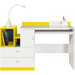 Mobi MO11 biurko żółty