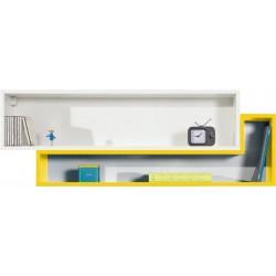 Mobi MO14 półka żółty