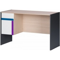 IKAR 40 biurko 124 cm z szufladą