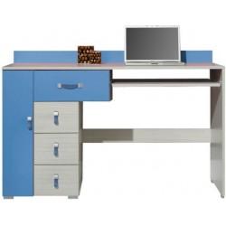 Komi KM13 biurko blue