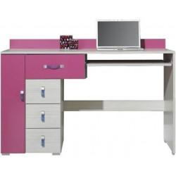 Komi KM13 biurko pink
