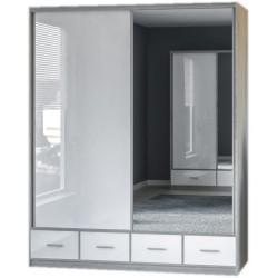 ETNA szafa 200 z lustrem