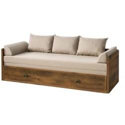 Indiana JLOZ80/160 łóżko