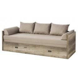 Malcolm LOZ/80/160 łóżko