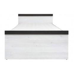 Porto LOZ/90 łóżko