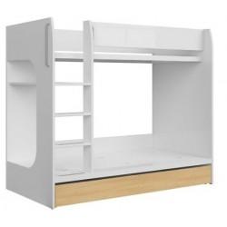 Princeton LOZ1S/90P łóżko piętrowe