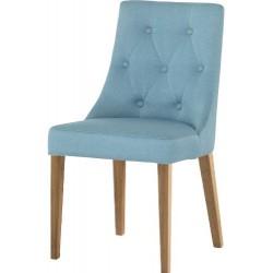 Marcel krzesło tapicerowane bukowe
