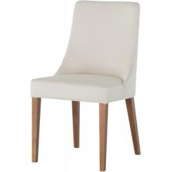 Karina krzesło tapicerowane bukowe
