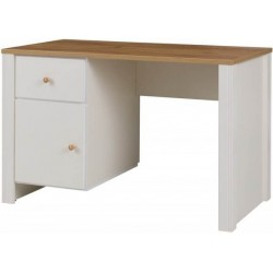 BERG 6 biurko 120 cm z szufladą