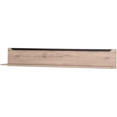 DESJO 31 półka 170 cm wisząca
