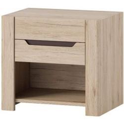 DESJO 52 szafka nocna z szufladą