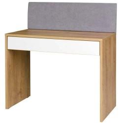 MIX 6 biurko 101 cm z szufladą