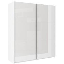 Trend 150 szafa przesuwna biała
