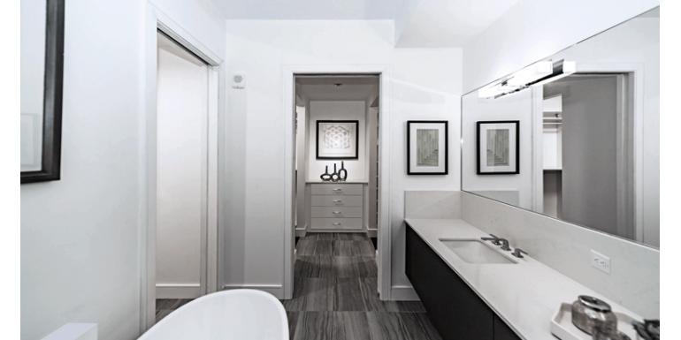 Jak urządzić stylową łazienkę w bloku? Trendy projektowania wnętrz w 2020 roku.