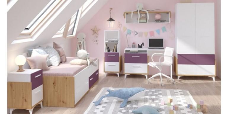 Urządzamy pokoje młodzieżowe dla dziewczyny – wskazówki i porady