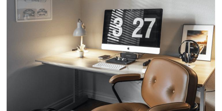 Jak optymalnie urządzić miejsce do pracy – home office na miarę Twoich potrzeb