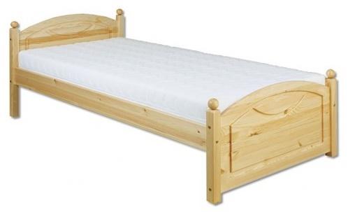 Łóżko sosnowe LK126