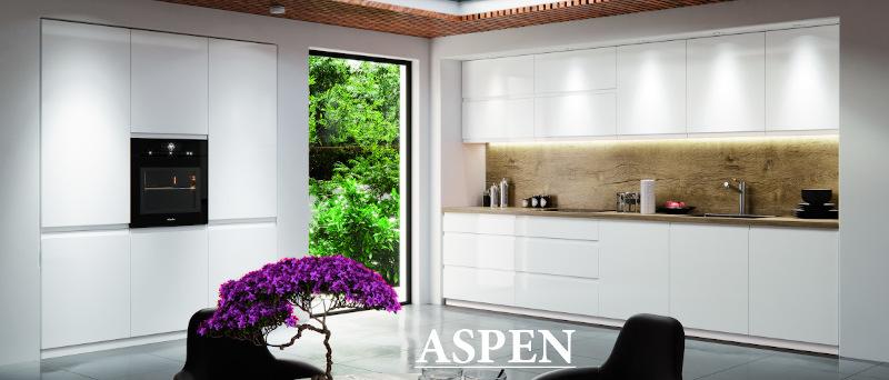 Aspen biały aranżacja