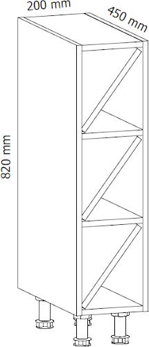 Aspen d20w wymiary