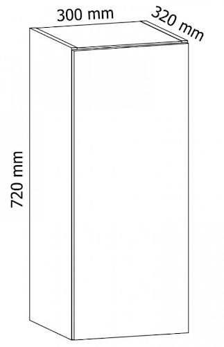 Aspen g30 wymiary