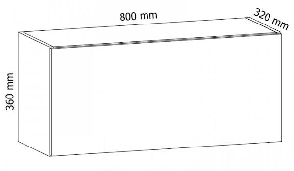 Aspen g80k wymiary
