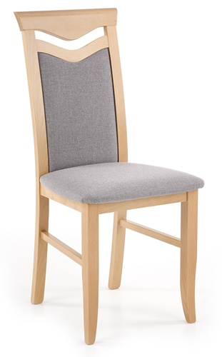 Citrone krzesło dąb miodowy