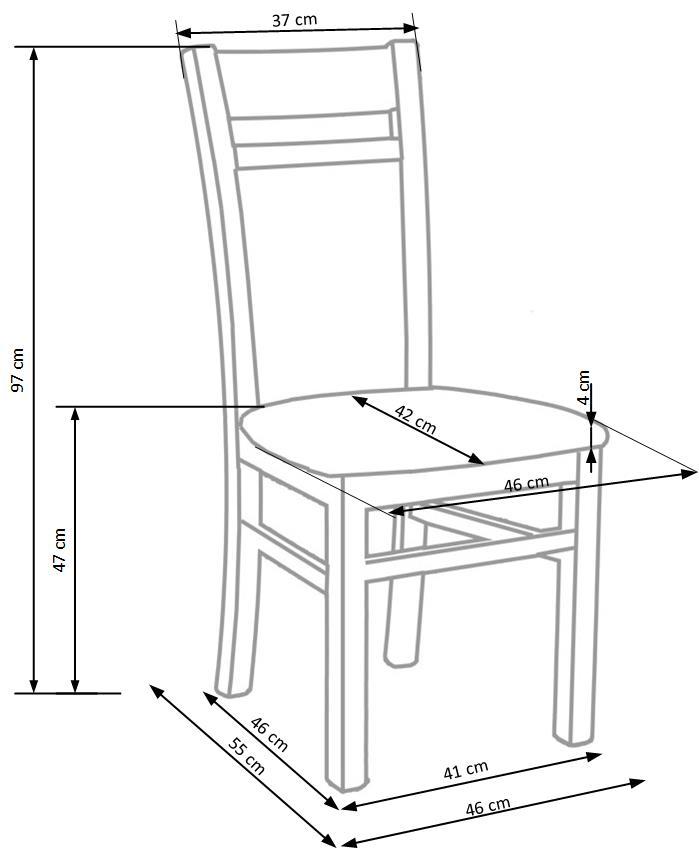 Gerard 2 krzesło techniczny