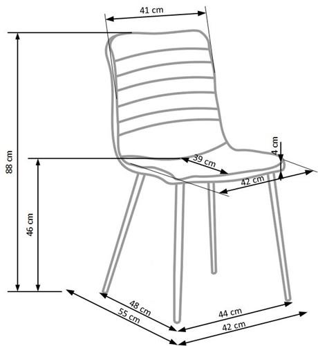 k251 krzesło techniczny
