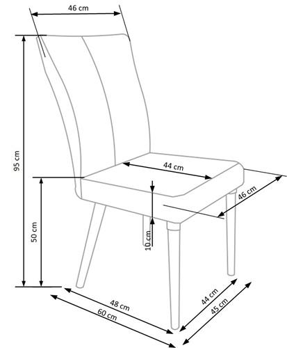 k273 krzesło techniczny