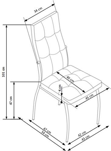 k209 krzesło techniczny