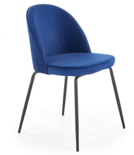 Krzesło k314 granat