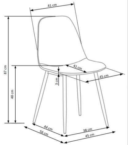 Krzesło k317