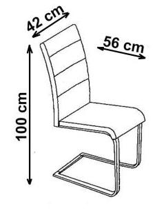 Krzesło k85 techniczny