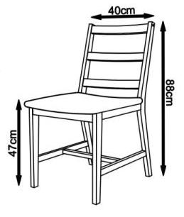 Cordoba krzesło techniczny