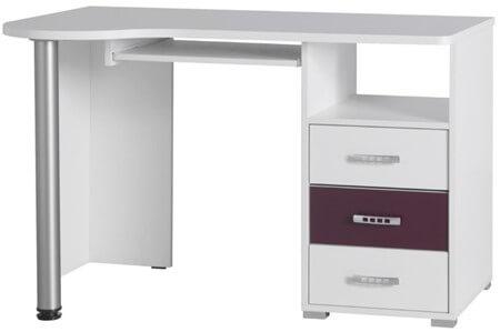 NEMO 11 biurko 120 cm młodzieżowe