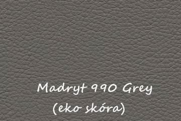 Tkanina madryt 990 grey