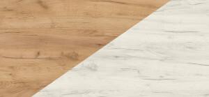 Biurka kolorystyka craft złoty craft biały