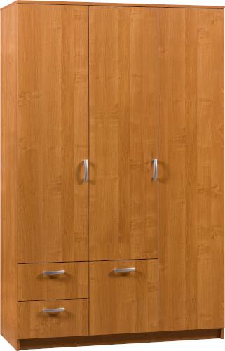 Wenecja 2 szafa 121 cm z szufladami