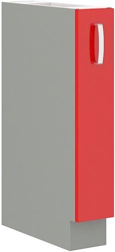 Red szafka 15 D cargo czerwony