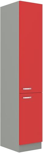 Red szafka 40 DK-210 2F czerwony