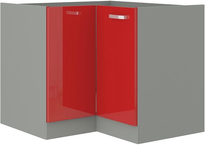Red szafka 89x89 DN czerwony