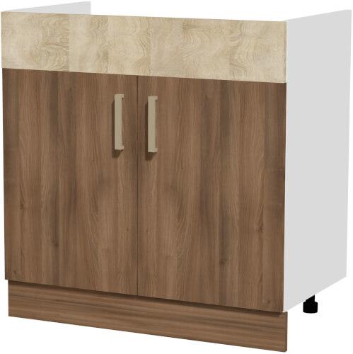 BLANKA D80ZL zaślepka szafka kuchenna pod zlewozmywak